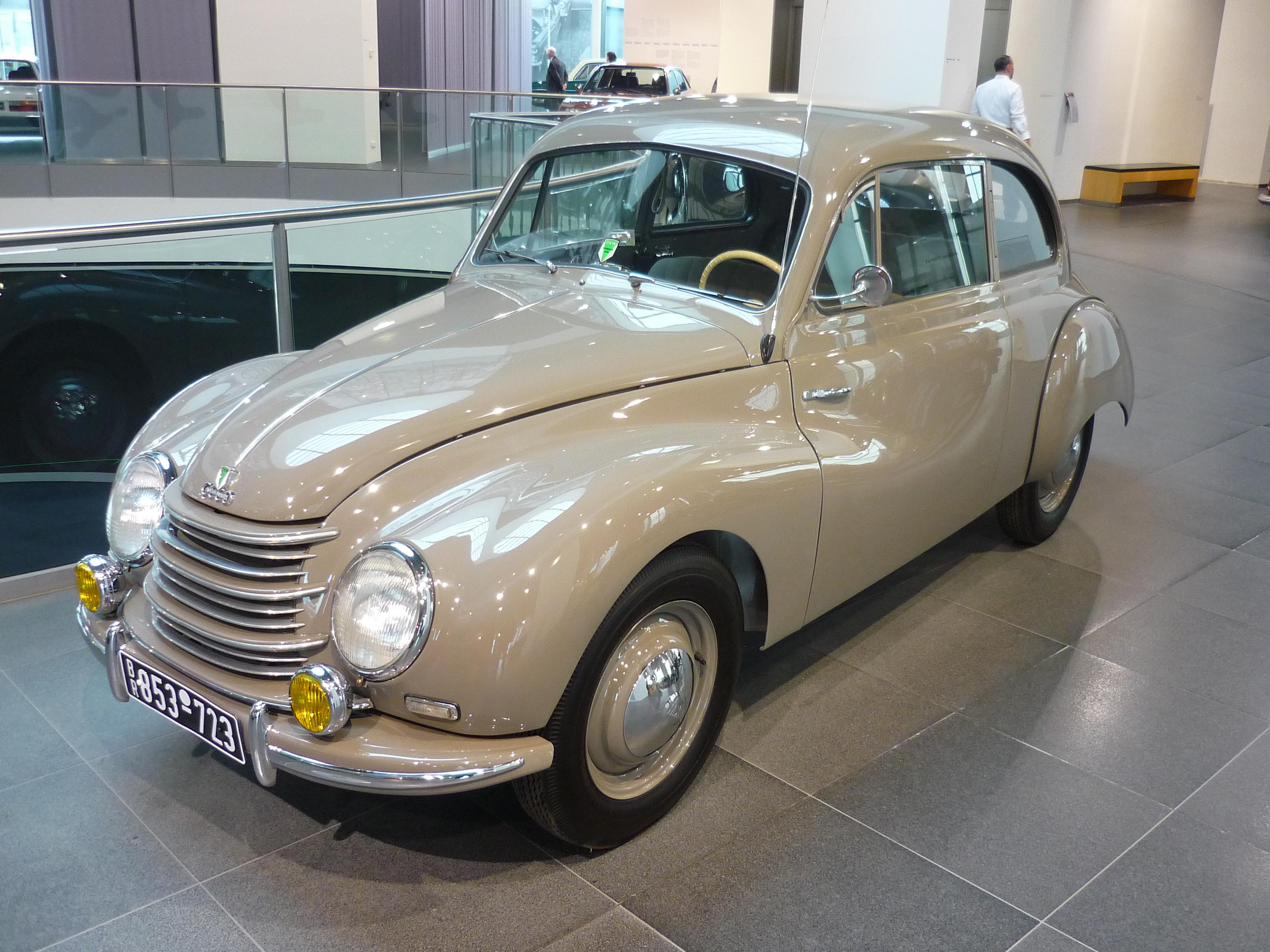 dkw f89 p 1951