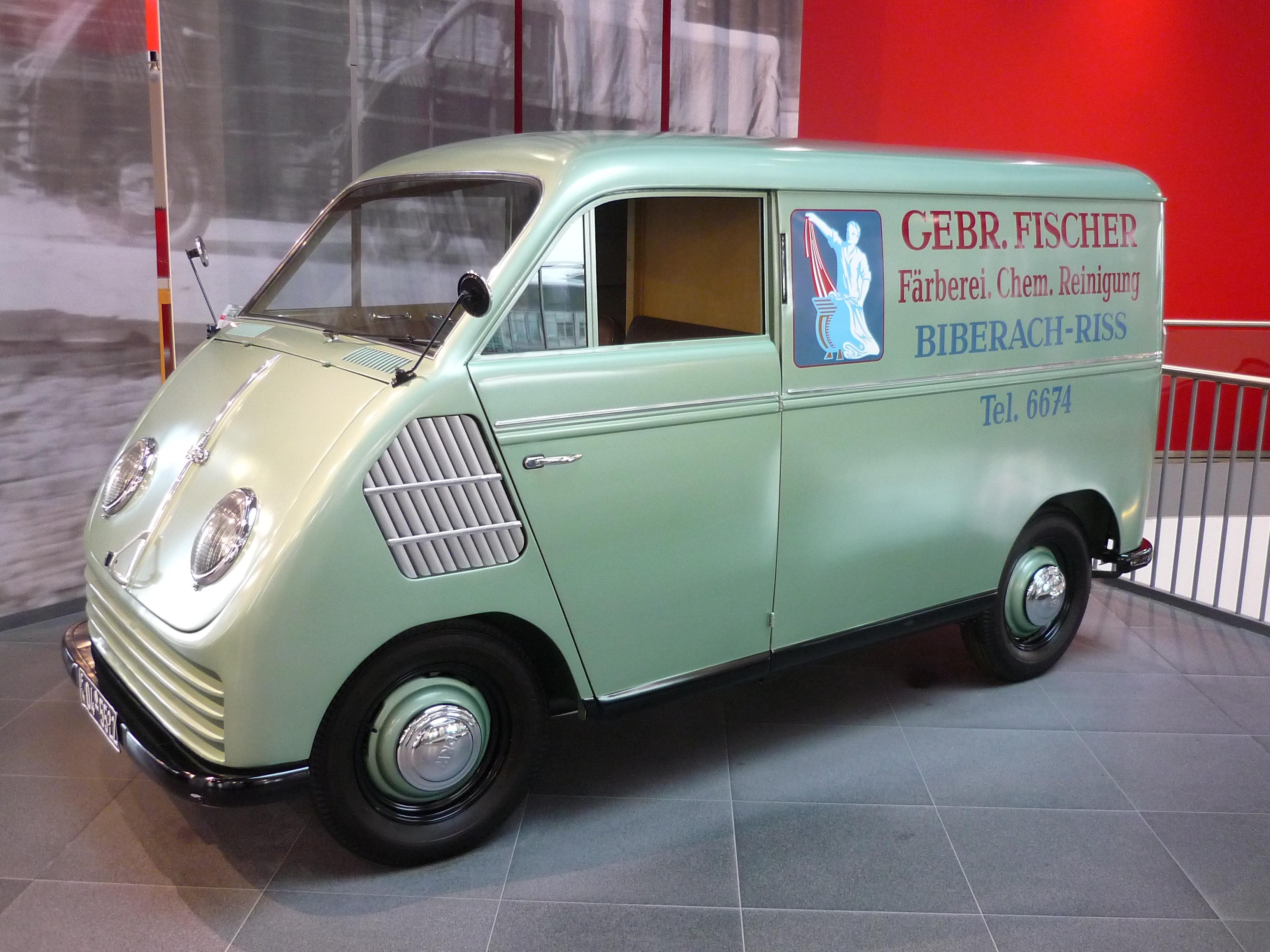 dkw f89l 1950