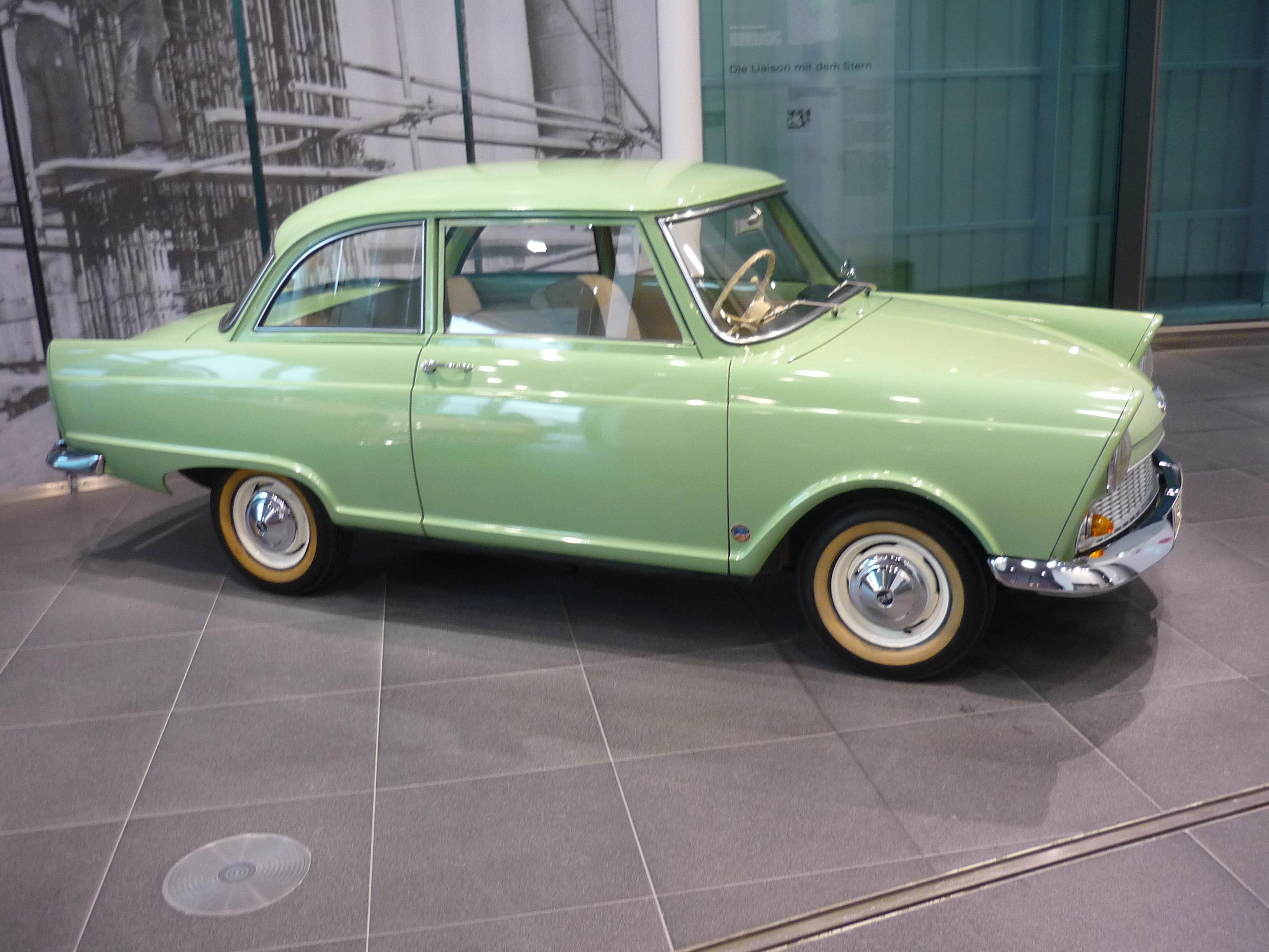 dkw junior 1960