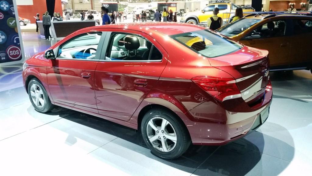 Chevrolet Cruze hatch.