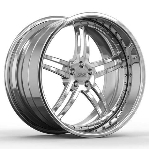 ISS FORGED GT-SERIES COMPLEX 5 US$ 1000