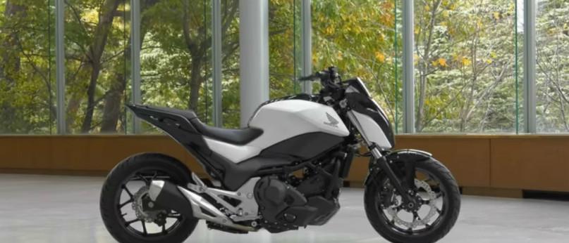 MOTO&TÉCNICA: Honda exibe moto que não cai
