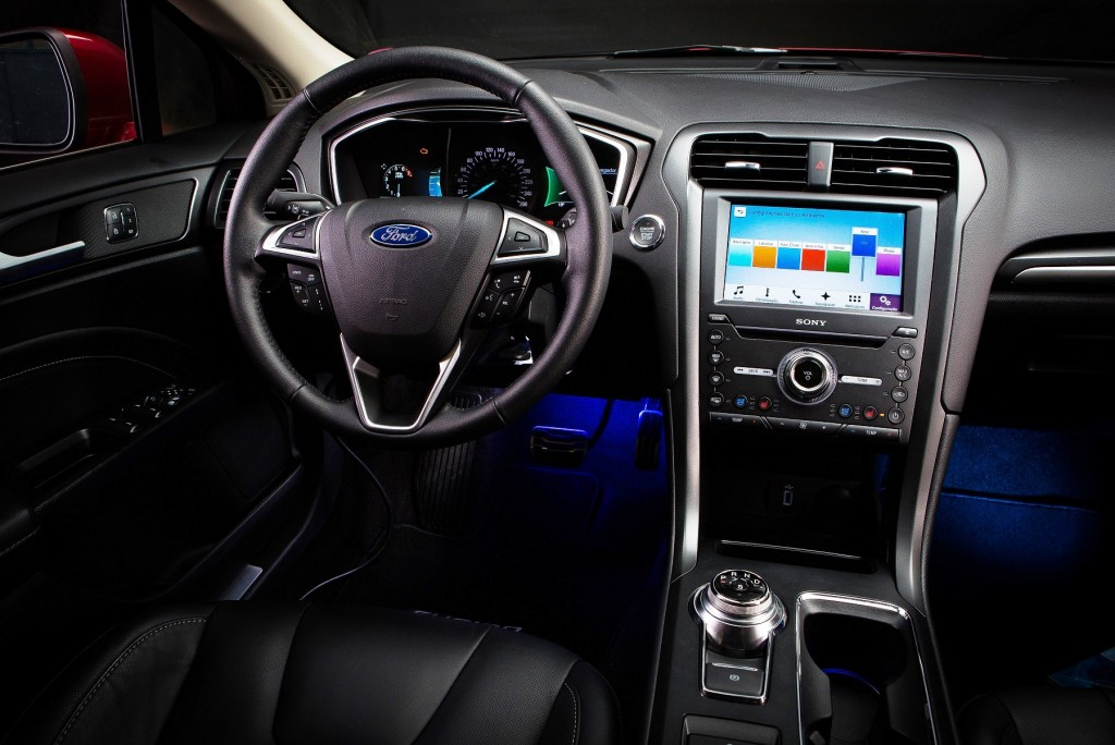 Ford Fusion 2.0 EcoBoost 2017-9