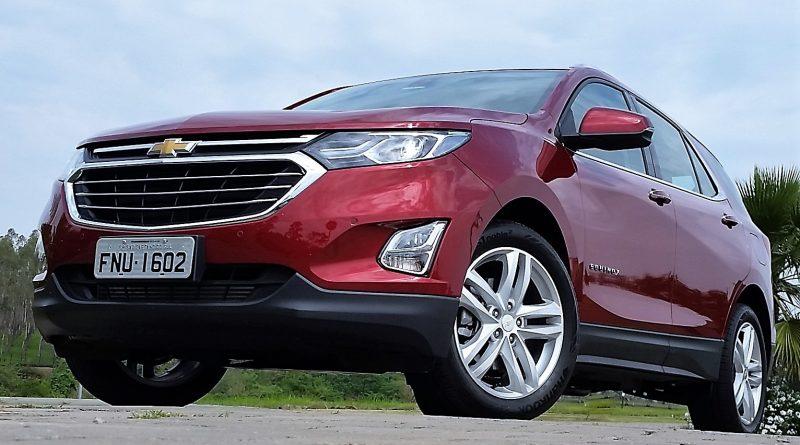LANÇAMENTO: Chevrolet Equinox, quando o custo/benefício fala mais alto