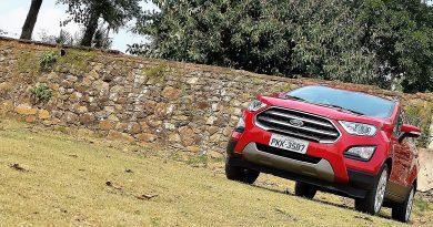 TEST DRIVE: Ford Ecosport 2.0 Titanium