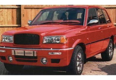 """Pai"" do Rolls-Royce Cullinan é Bentley e já tem 22 anos…"