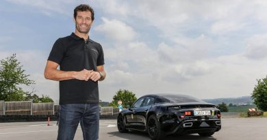 Porsche Mission E: vídeo oficial com Mark Webber confirma 600 cv de potência