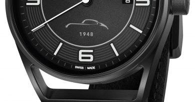 A Porsche criou um relógio exclusivo para comemorar o 70º aniversário da marca