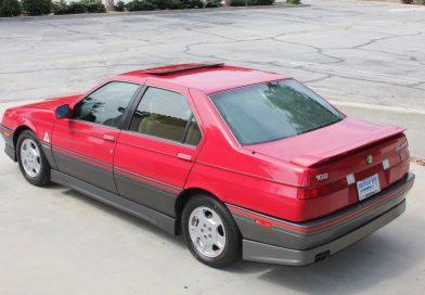 Alfa Romeo 168, contra a maldição da 164