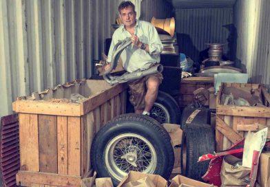 """""""Barn find"""" dos sonhos: mais de US$ 1 milhão em peças de clássicos"""