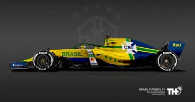 E se existisse um Campeonato Mundial de Fórmula 1… de seleções?