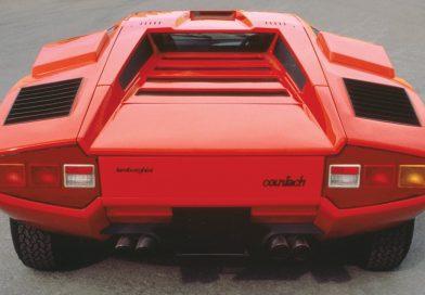 Lamborghini: você sabe de onde veio o nome Countach?