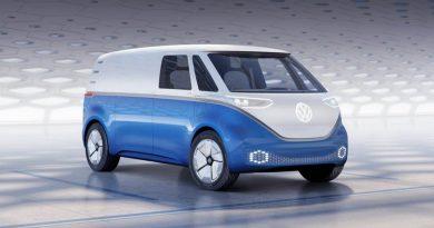 VW apresenta a reencarnação da Kombi Furgão