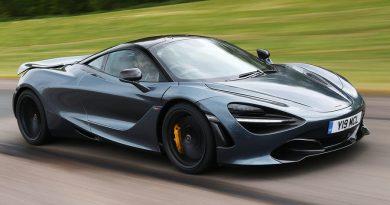 Vídeo: a aceleração do McLaren 720S, de zero a 328 km/h!