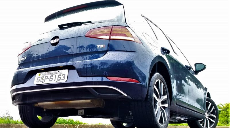 TESTE: VW Golf 1.0 TSi automático, quando tamanho é documento