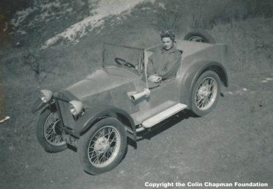 A Lotus pede ajuda para encontrar esse carro