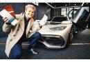 Rico e aposentado: Nico Rosberg já personalizou sua Mercedes-AMG One de US$ 3,5 milhões