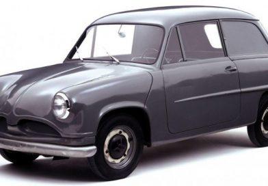 EA 48 1955: o desconhecido avô do Volkswagen Gol