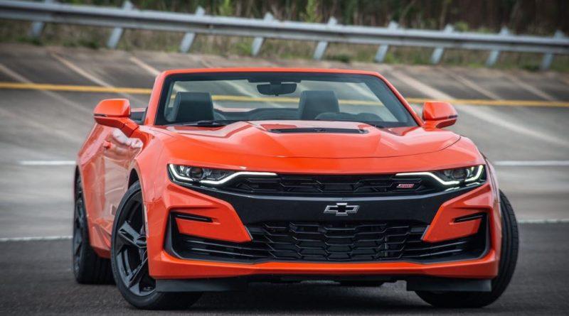 LANÇAMENTO: todas as novidades do Chevrolet Camaro SS para 2019
