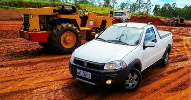 TESTE: Fiat Strada Hard Working CS 1.4