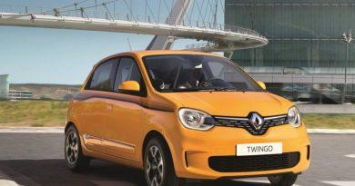 O Renault Twingo é atualizado na Europa