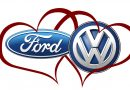 Volkswagen e Ford anunciam aliança global