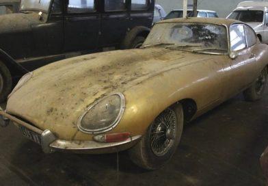 Achado: 81 carros clássicos abandonados na França