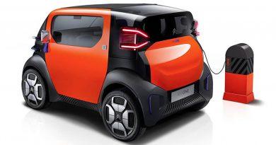 Com o Ami One, Citroën já pensa na mobilidade urbana do futuro