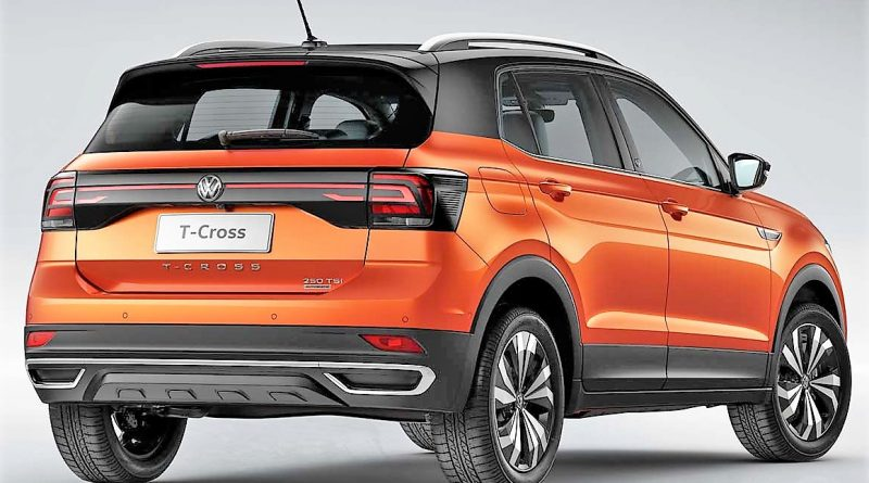 Caro? Barato? Confira os preço do novo VW T-Cross