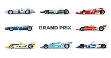 A árvore genealógica da Formula 1: de onde vieram as equipes atuais