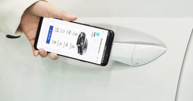 Hyundai terá chave digital para smartphone