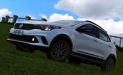 LANÇAMENTO: já aceleramos o novo Fiat Argo Trekking 1.3