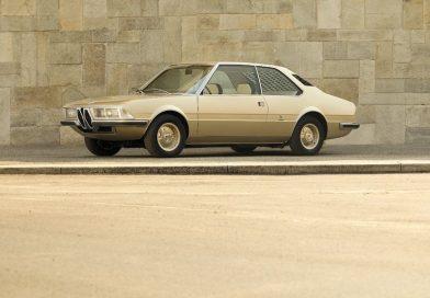 BMW homenageia projetista e refaz protótipo que desapareceu há 49 anos