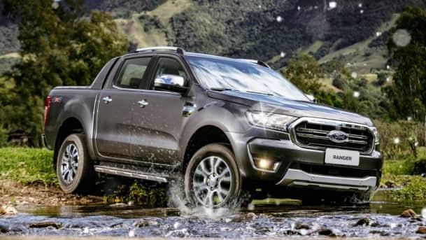 Ford Ranger 2020: sem flex, com recursos do Fusion e mesmo preço
