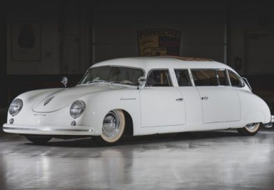 Porsche 356 Limousine 1953: mais exclusivo, impossível
