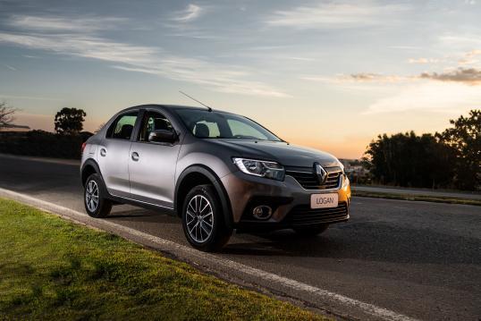 Renault 2020: os novos Sandero, Logan e Stepway