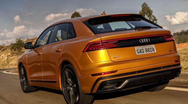 Lançamento: Audi Q8 chegou custanto a partir de R$ 472 mil