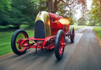 """Fiat S76 1913, a """"Besta de Turim"""", exibe seu motor de 28.353 cm3!"""