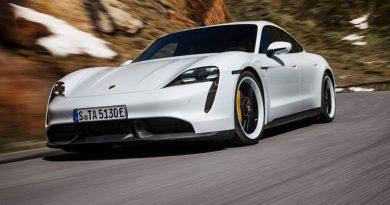 Chegou o Porsche Taycan, primeiro esportivo elétrico da marca