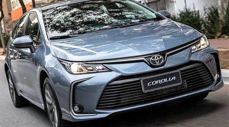 Novo Toyota Corolla 2020 chega com versão híbrida por R$ 125 mil