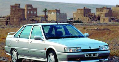 11 modelos Renault Turbo de tirar o fôlego