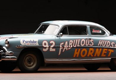 Hudson Hornet, o fabuloso
