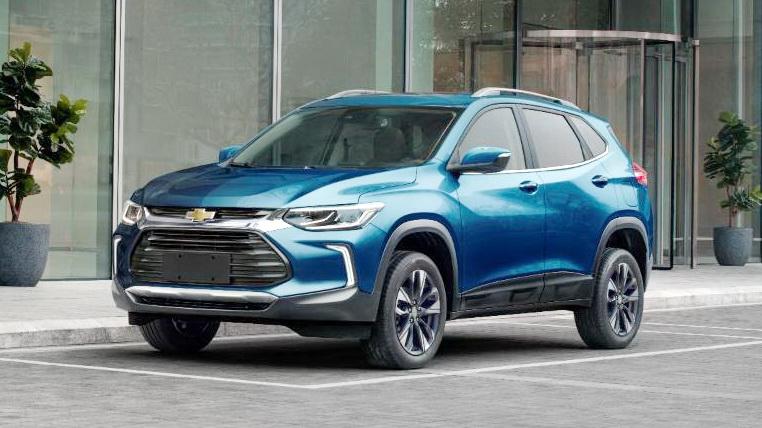 LANÇAMENTO: Chevrolet Tracker 2021