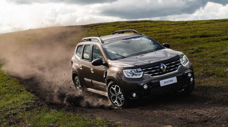 Lançamento: Renault Duster 2021