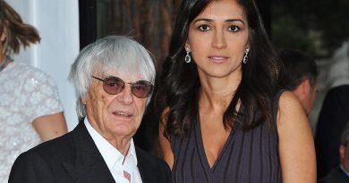Acredite se quiser: Bernie Ecclestone vai ser pai aos 89 anos