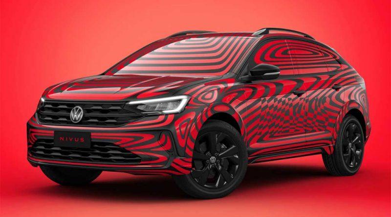 Volkswagen começa a revelar o SUV cupê Nivus