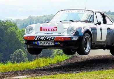 Heigo-Porsche e o quarteto fantástico