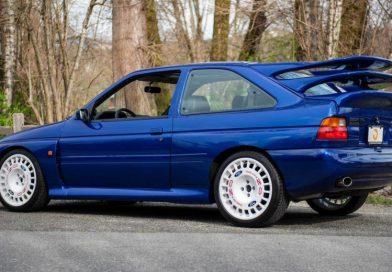 Ford Escort RS Cosworth: a história da asa traseira