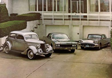 Antes do DeLorean, a Ford já tinha feito três modelos em aço inoxidável