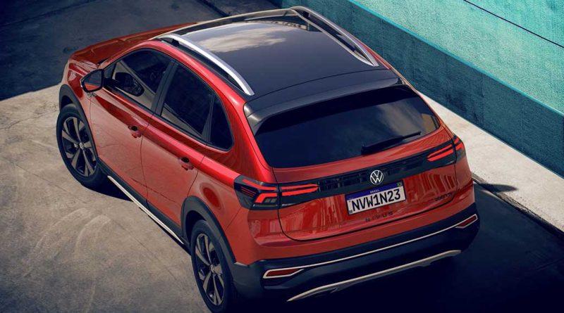 LANÇAMENTO:VW apresenta o Nivus, SUV cupê derivado do Polo
